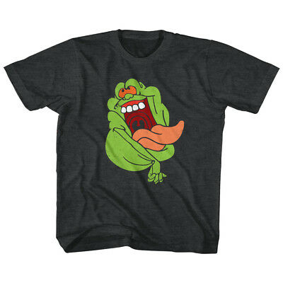 Ghostbusters Kids Slimer T Shirt Toddler Hungry Ghost Boy Girl Youth Tee Baby