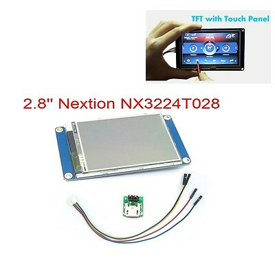 2.8 Nextion Nx3224t028- 2.8inch Hmi Intelligent Lcd Touch Display Pannel