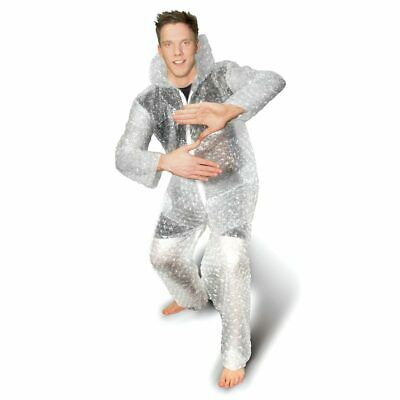 Bubble Wrap Full Body Suit Zoltan Costume from Dude Where's My Car?
