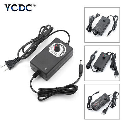 Acdc Power Supply Adapter Adjustable 3-12v 5a 60w9-24v 3a 72w Volt Display 6f