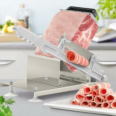 Stainless Steel Manual Frozen Meat Slicer Cutter Beef Mutton Sheet Slicing Tool Slicing-tool