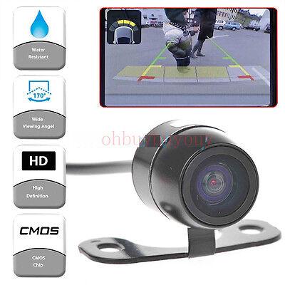 170°CMOS Anti Fog Waterproof Car Rear View Reverse Camera Kit Backup Camera 2016