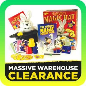 Marvin's Magic - Magic Hat with DVD Tullamarine Hume Area Preview