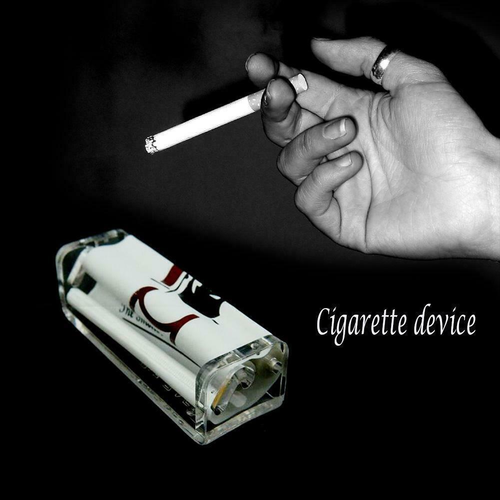 Zig-Zag Drehmaschine Roller für 70mm Zigaretten Tabak Stopfmaschine Wickler Büro