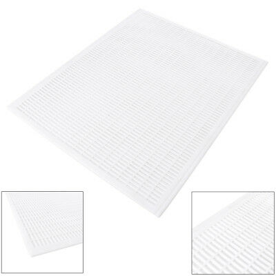 10frame Bee Queen Excluder Trapping Net Grid Beekeeping Tool Plastic Equipment Q