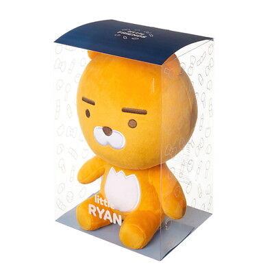 Kakao Friends in Jeju Ryan Plush Orange Tangerine RYAN Doll Limited Edition 30cm