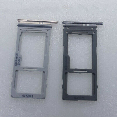 Für Samsung Galaxy S10 / S10 Plus Ersatzdichtung MicroSD SIM-Kartenhalter Ultra Slim Microsd