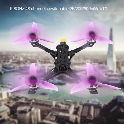 Reptile FALCON-220 Fiber FPV Racing Drone 5.8GHz VTX 30A ESC RC Quadcopter ☆