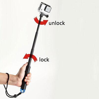 Waterproof Monopod Tripod Selfie Stick Pole Handheld for Gopro Hero  4 3+ SJ4000