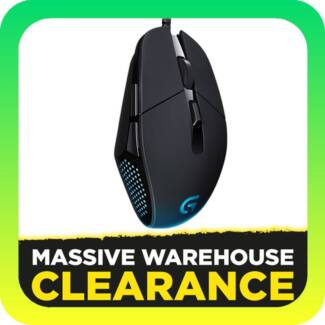 Logitech Daedalus Prime G302 - MOBA Gaming Mouse Tullamarine Hume Area Preview