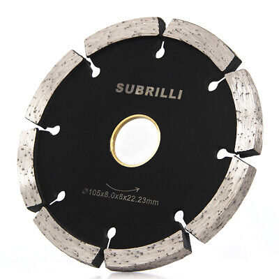 4 Inch Diamond Tuck Point For Concrete Cement Grooving Tool Cutting Blade Saw