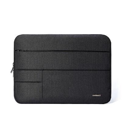 KALIDI Laptop Case Sleeve Bag for 14 inch Laptop Notebook Macbook Pro 13 Black
