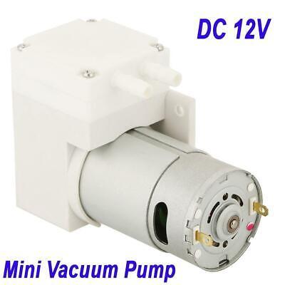 Dc 12v Mini Vacuum Pump Negative Pressure Suction Pumping Pump 7lmin 50w 76kpa