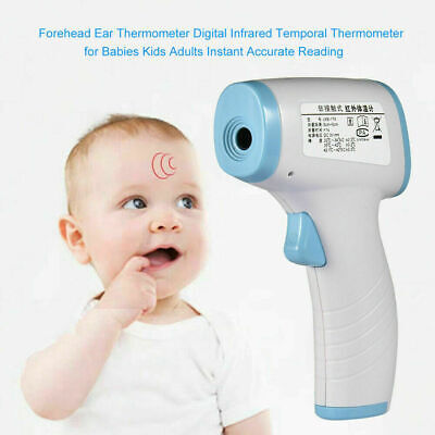 Infrared Non-contact Forehead Thermometer Lcd Screen Body Temperature Measuring