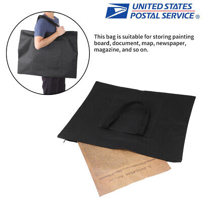 A2 Portfolio Waterproof Document Carry Case Art Work Painting File Folder Bag