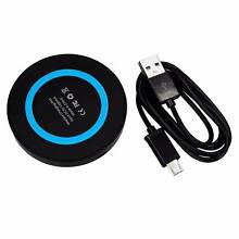 QI WIRELESS CHARGER CHARGING PAD Brisbane City Brisbane North West Preview