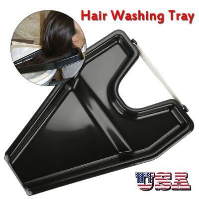 Hair Washing Tray (Shampoo Tray - Hair Washing Basin Tray - Portable Hair Wash Rinser for Bed )
