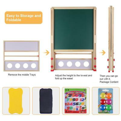Adjustable Display Easel Wood Tabletop Easel Picture Art Easel For Child Kids](Art Easel For Kids)