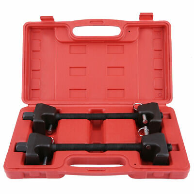 Coil Spring Compressor Heavy Duty Tool Suspension Clamp 2pcs Kit With Case 06A