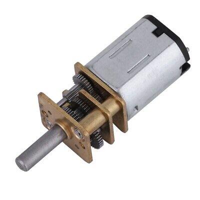 GA12N20-M4100 M4 100MM Getriebemotor Gleichstrommotor Gear Motor DC 6V 30RPM