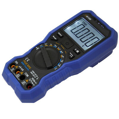 Owon Ow18b Bluetooth Digital Multimeter Data Logger Ncv Flashlight Temp Test