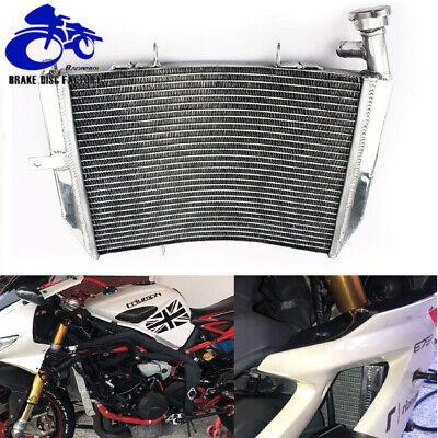 Daytona 675 Aluminum Radiator Cooler for Triumph 2006-2012 Engine Water Cooling