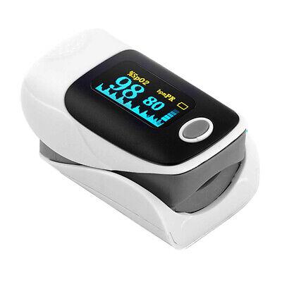 Finger Tip Pulse Oximeter Blood Oxygen Pulse Sensor Spo2 Health Care Tool New Us