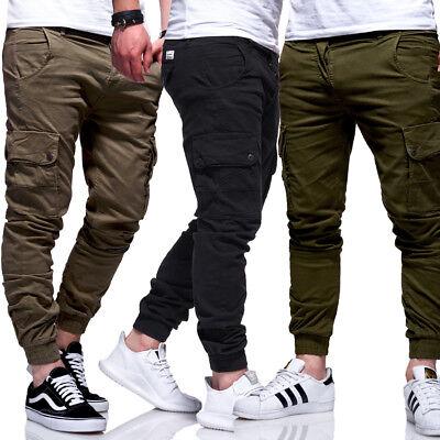 Cargo-hose Khaki (Jack & Jones Jeans Hose Paul WARNER  Anti-Fit Cargohose Khaki/Braun/Schwarz NEU)