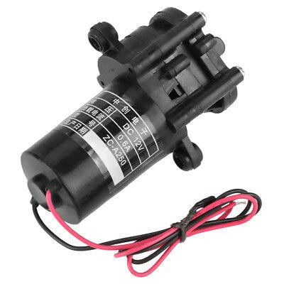 1pcs 12v Zc-a250 Mini Self-priming Corrosion-resistant Dc Gear Water Pump Hq