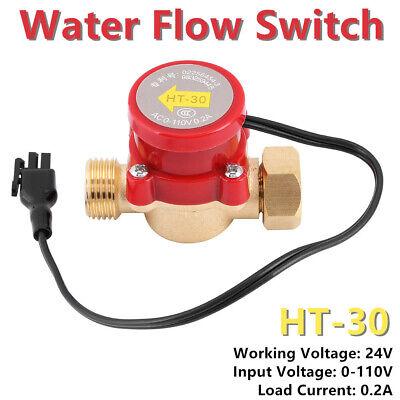 Pump Water Flow Sensor Protect Switch Ht-30 Laser Machine G12 Thread Hot Sg