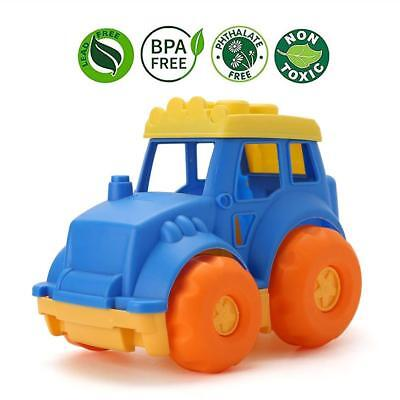 Toys Car Vehicle Construction Tractor Truck for Toddler Boys Kids Girls Children