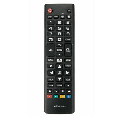 AKB74915304 Replaced Remote fit for LG TV 32LH570B 49LH570A 55LH575A 55LH5750