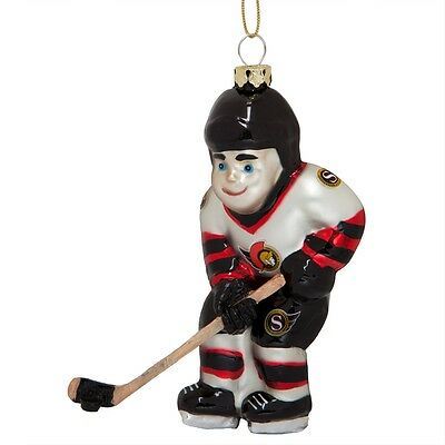 Ottawa Senators - Hockey Player Christmas Ornament](Hockey Players Halloween)