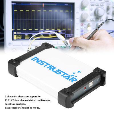 Isds205a 3 In 1 Digital Pc Oscilloscope Spectrum Analyzer Data Recorder Sg