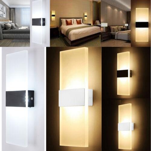 Innen LED Wandleuchte 3-18W Effektlampe Schlafzimmer Flurleuchte Wandlampe Lampe