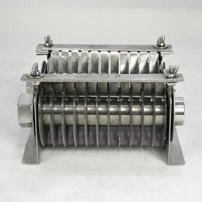Meat Cutting Machine Cutter Slicer One Set Blade 2.550mm For Qe Model 500kg