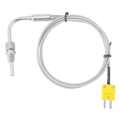 Egt Thermocouple Temperature Sensor K-type With 18 Npt Compression Fittings Zy