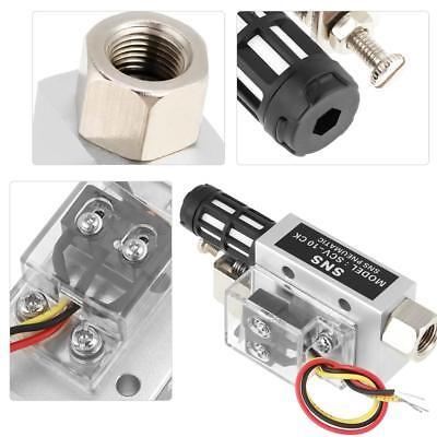 New Scv-10ck Pneumatic Pr14 Female Thread Negative Pressure Generator Vacuum