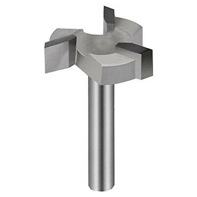 Cnc Spoilboard Surfacing Router Bit 14 Inch Shank Carbide Tipped Woodworking