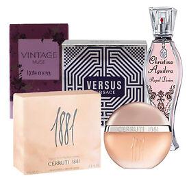 Women's Fragrance Deal from £9.99