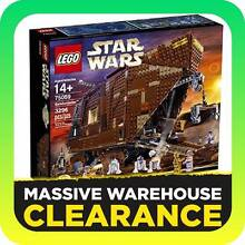 LEGO Star Wars 75059 Sandcrawler UCS RARE Tullamarine Hume Area Preview