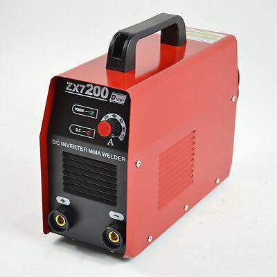 Welding Machine 220v Dc Inverter Arc Mma Welder Fit Usa Use Aofeng Igbt Zx7-200