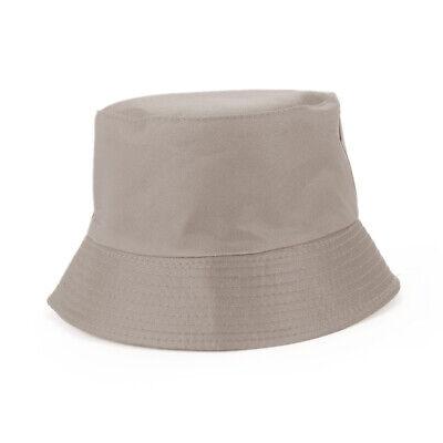 Opromo Men Women Bucket Hat Reversible Foldable Fisherman Hat for Summer Outdoor