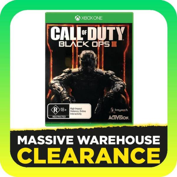 Call of Duty: Black Ops III (XB1, XBO, Xbox One)