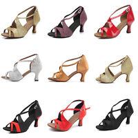 De Baile De Salón De Baile Latino Para Mujeres / Señoras / Niñas / Tango Y Salsa -  - ebay.es