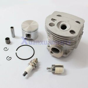 46mm Cylinder Piston Kits With Gasket for Husqvarna 55 51 Chainsaw Parts