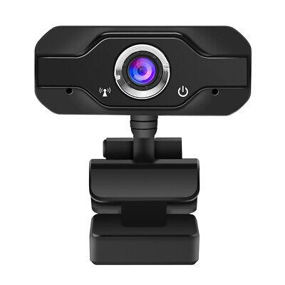 HD 1080P Web Cam Camera Webcam with Microphone For Computer PC Laptop Desktop US
