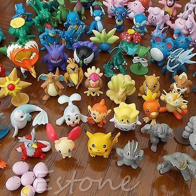 24PCS Wholesale Lots Cute Pokemon Mini Random Pearl Figures New Hot Kids Toy Hot](Toys Wholesale)