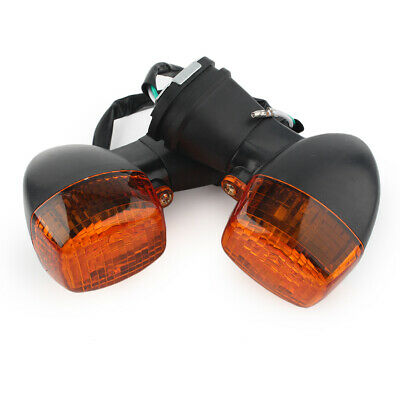 Front Turn Signals Indicator Lamp for Kawasaki ZX-7R ZX-9R ZX-12R Ninja Amber