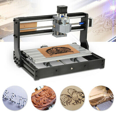 Diy Cutting Machine 3018 Engraving Router 2500mw Laser Module Carving Milling